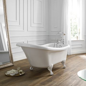 Eldwick slipper freestanding bath