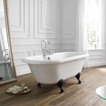Skipton double ended freestanding bath