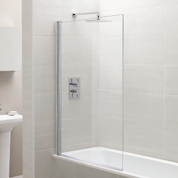 8mm Single Bath Screen