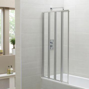 Four Fold Bath Screen